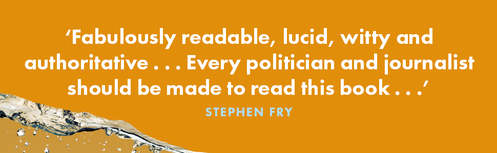 Fabulously readable, lucid, witty and authoritative... Every policiian and journalist should be made to read this book - Stephen Fry
