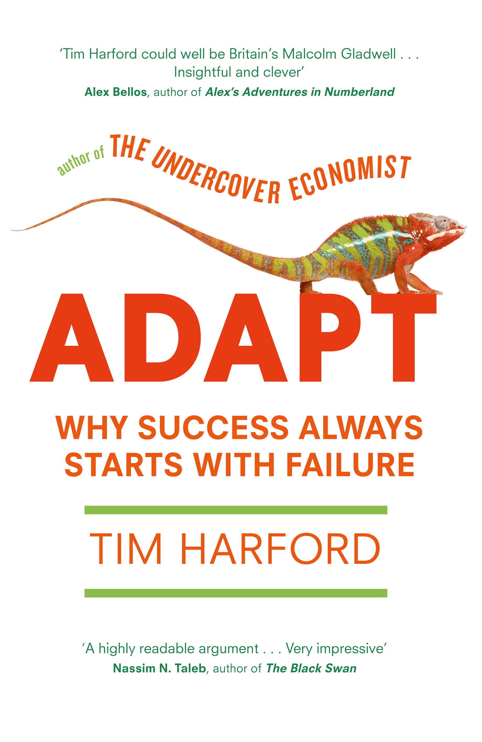 Adapt – Why Success Always Starts With Failure