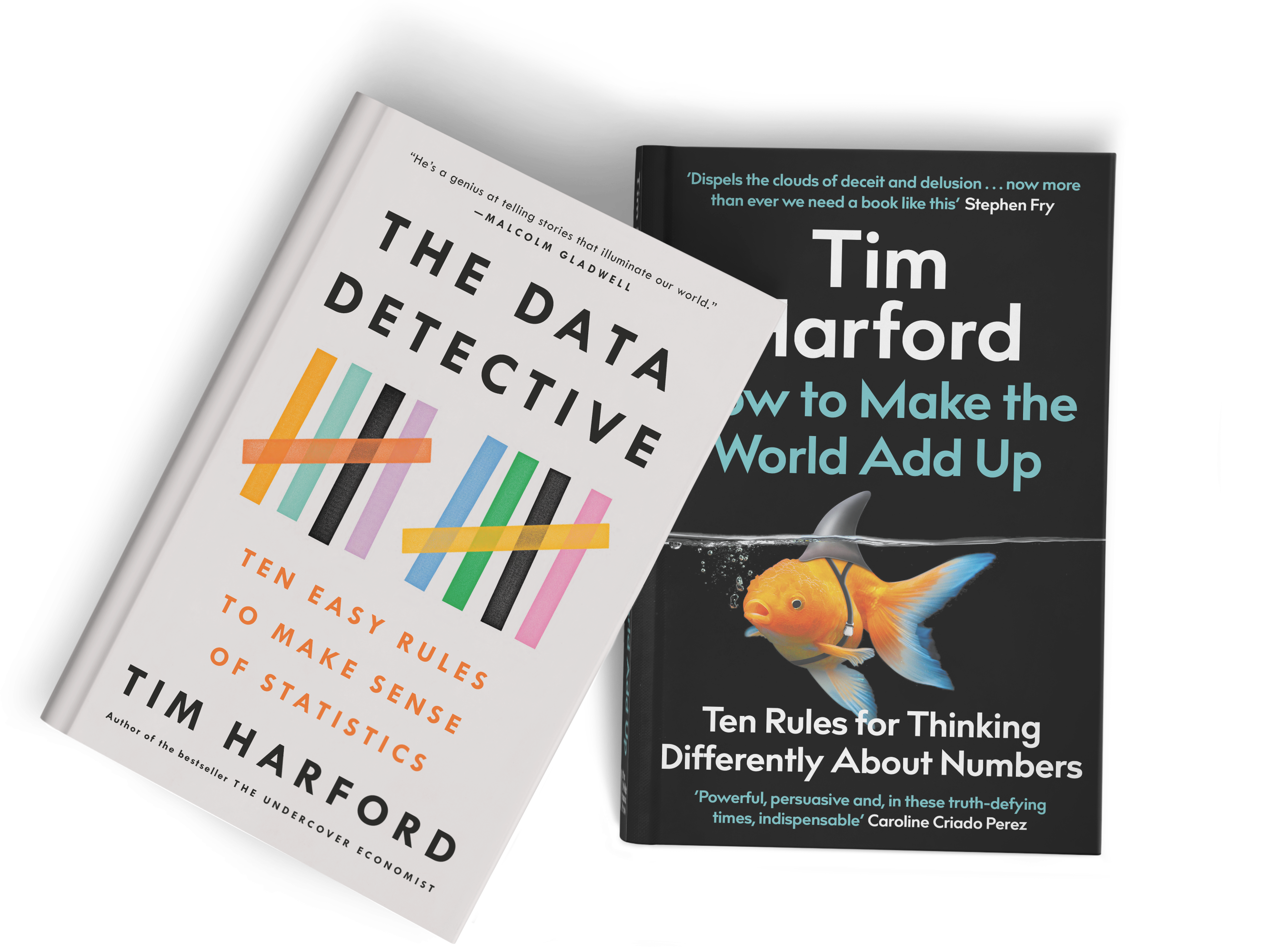 The Data Detective and How to Make the World Add Up